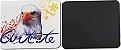 Mouse pad branco para sublimação retangular - 100 unidades - Imagem 2
