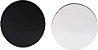 Mouse pad branco para sublimação redondo 18 cm - 100 unidades - Imagem 1
