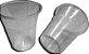 Mini Copo acrilico para docinhos 10 ml - 50 unidades - Imagem 1