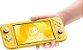 Console Nintendo switch Lite Yellow - Nintendo - Imagem 2