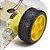 Kit Chassi 2WD Robô - Imagem 2