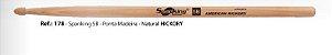 Baqueta Spanking Hickory 5B - Imagem 1