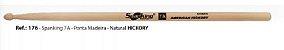 Baqueta Spanking Hickory 7A - Imagem 1