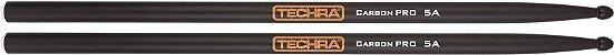 Baqueta Techra 5A Carbon Pro Fibra de Carbono - Imagem 1