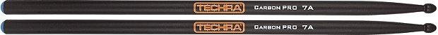 Baqueta Techra 7A Carbon Pro Fibra de Carbono - Imagem 1
