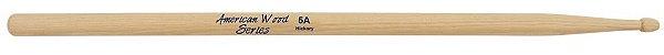 Baqueta Liverpool American Wood Hickory (Padrão 5A) HY-5AM - Imagem 2