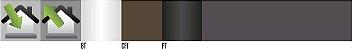 Arandela 2 Fachos Alumínio e Vidro 10x10x10cm 1xG9 LED Cápsula Bivolt Itamonte Nac 234/2 - Imagem 3