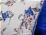 Jogo lençol  floral primavera - Imagem 3
