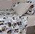 Jogo lençol orquídeas vintage - Imagem 1