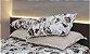 Jogo lençol orquídeas vintage - Imagem 3