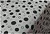Conjunto lençol poá preto elegant - Imagem 2