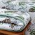 Cobre Leito folhas de algodão - Imagem 1