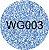 GLITTER PRIME PRATA SHIMMER (WG003) - Imagem 1