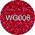 GLITTER PRIME VERMELHO (WG006) - Imagem 1