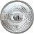 Farol Tipo Sealed Beam 180Mm Com Lâmpada 12V E Adaptador - Imagem 1