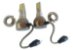 Par Lampada Led Super Light Mini C6 H1 30W 6500K - Imagem 2