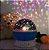 Abajur Luminária Giratória Projetor Estrelas No Céu Star Master 360 Lua Galaxy Universo Luz Estrelado - Imagem 2