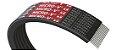 Correia Micro V PL1841 (725L)  6 ribs - Imagem 1