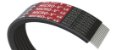Correia Micro V PL1841 (725L)  16 ribs - Imagem 1