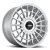 Rotiform LAS-R Gloss Silver 5X112/ 5x114,3 - 18x8.5 ET45 - Imagem 1