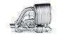 Akrapovic Porshe 911 GT3/RS (997 FL) 4.0 - Imagem 4