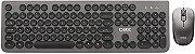 Combo Mouse + Teclado POP+ Preto - TM410 - Imagem 1
