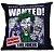 Almofada Decorativa Joker Wanted – Dc Comics - Imagem 1