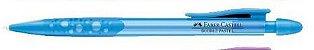 Lapiseira 0.7 mm FABER CASTELL Bubble  Azul Pastel - Imagem 1