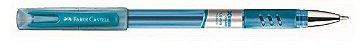 Caneta FC Xtreme 1,0 Colors Azul Claro - Imagem 1