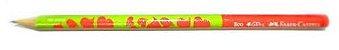 Lápis Preto Nº2 Redondo Glitz Faber-Castell - Imagem 1