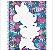 Caderno de Espiral - Capa Dura - Colegial - Disney - Minnie Mouse - Fashion - 10 Matérias - Tilibra - Imagem 1