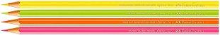 Ecolapis Cor C/24 Cores Pastel/neon/metalico-faber - Imagem 4