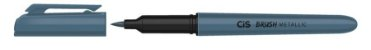 Marcador Brush Metallic Azul - Cis - Imagem 1