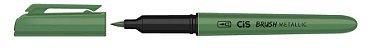 Marcador Brush Metallic Verde - Cis - Imagem 1