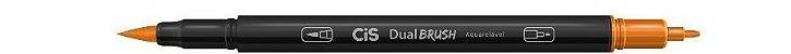 Marcador Dual Brush Aquarelavel 18 Laranja Esc-cis - Imagem 1