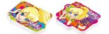 Borracha Plastica Top Polly Pocket - Tris - Imagem 1