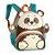 Mochila-Cliokids-Panda - Imagem 2