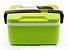 Marmita Marmitex Lunch Box 3 Cores Disponíveis Duplo Fecho - Imagem 8