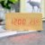 Relógio Despertador Mesa Digital Madeira Data Temperatura - Imagem 4