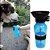 Bebedouro Aqua Dog Água Portátil Viagem Pet, Cães Gatos Garrafa - Imagem 2