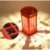 Luminária Abajour Led Cabine Telefônica Londres de Mesa Decorativa Touch - Imagem 2