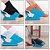 Calçador De Meias Suporte Prático Fácil Grávidas Idoso Socky Sl - Imagem 2