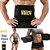 Cinta Faixa Modeladora Redução Sweat Belt Compressão Fitness Termica Perde Barriga Peso Masculina Feminina - Imagem 2