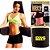 Cinta Faixa Modeladora Redução Sweat Belt Compressão Fitness Termica Perde Barriga Peso Masculina Feminina - Imagem 3