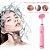 Massageador De Limpeza Facial Vibratório 4 em 1 Ultrassônico Esfoliação Elétrico - Imagem 1