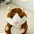 Hamster Falante Repete Qualquer Som Pelúcia Interativa - Imagem 2