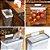 Lixeira Acoplável Com Tampa P/ Portas E Gavetas Suporte Lixo - Imagem 2