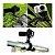 Mini Suporte Tripe De Mesa Escalavel Para Celular Gira- 360º Kit Youtubers Flexivel - Imagem 3