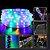 Mangueira Led Natal Iluminação Luz Decoração Rolo 10m  Pisca 110v 220v - Imagem 2