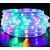 Mangueira Led Natal Iluminação Luz Decoração Rolo 10m  Pisca 110v 220v - Imagem 1